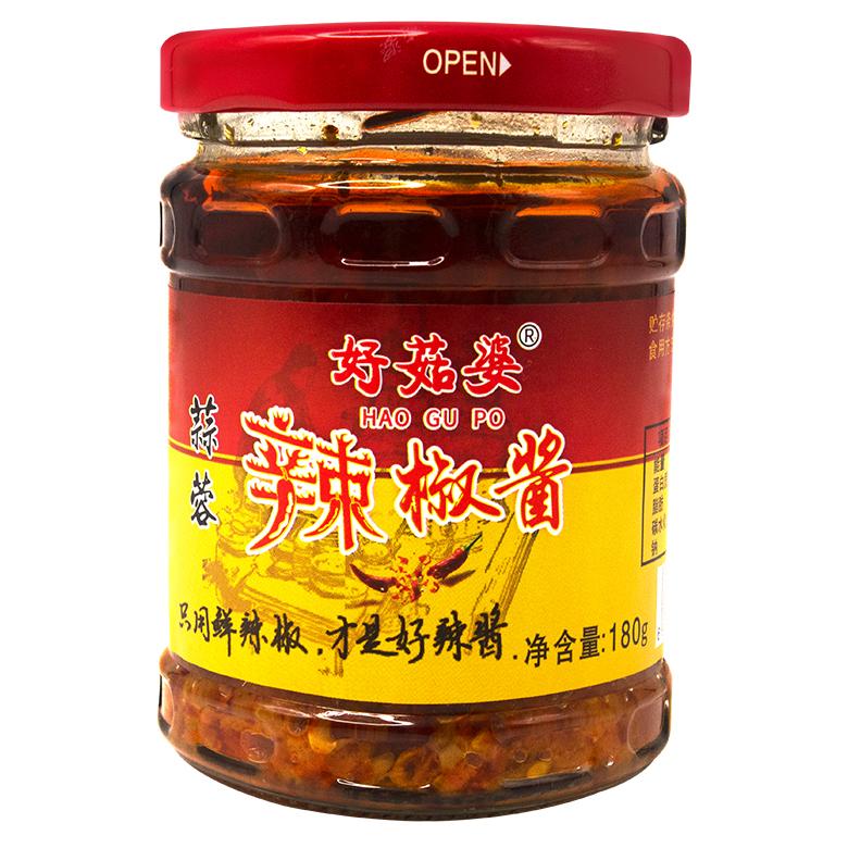 好菇婆®辣椒酱 180g